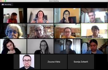 ÚtOn 2020: online exchange of experiences between intercultural experts